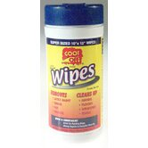 36 Count 10&quot; X 12&quot; Goof Off&reg; Wipes FG681