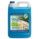 1 Gallon Simple Green Deck & Fence Cleaner Concentr