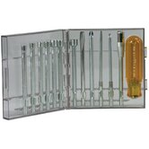 99® Series 13-Pc Drive Tool Sets - screwdriver/nutdrivercompact set