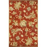 Kasmir Rust Florentine Rug
