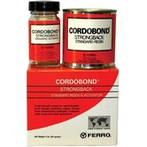 CORDOBOND® Strong Back Resin and Activator - 1/2lb standard