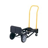 44&quot; x 17&quot; Nylon Convertible Hand Truck