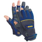 Irwin - Carpenter'S Gloves Carpenter Gloves Size Large: 585-432003 - carpenter gloves size large