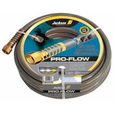 "Pro-Flow™ Commercial Duty Hoses - 5/8""x100' pro-flow commercial gray hose"