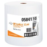 WypAll&reg; L30 Wipers - wypall l30 economizer wiper jumbo roll 950wpr/rl