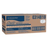 Scott JRT Jr. Jumbo Roll Bath Tissues in White