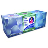 Kleenex Boutique Anti-Viral Facial Tissues in White