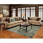 Franklin Reclining Living Room Sets