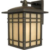 13&quot; Hillcrest Outdoor Wall Lantern in Imperial Bronze