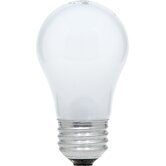 A15 15 Watt 120 V Incandescent Bulb in Soft White