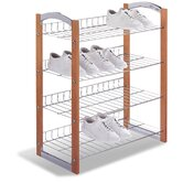 Concord 4 Tier Shoe Shelf