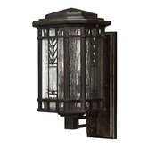 Tahoe Copper  Wall  Lantern in Regency Bronze