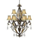 Veranda 9 Light Chandelier