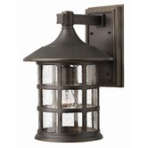 Freeport Wall Lantern in Oil Rubbed Bronze