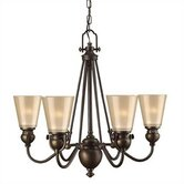 Mayflower 6 Light Chandelier