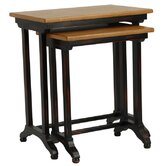 Annie 2 Piece Nesting Tables