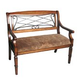 Gramercy Wooden Bench
