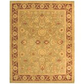Anatolia Light Green/Red Rug