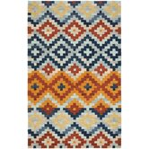 Chelsea Multi Checked Rug