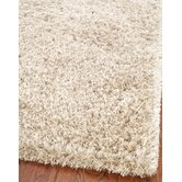 Malibu Shag Natural Rug