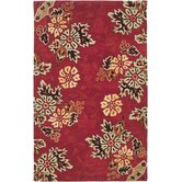 Jardin Red/Multi Rug