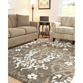Florida Shag Smoke Rug
