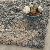 Florida Shag Grey Rug