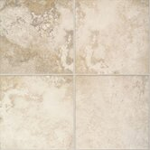 "Monticino 20"" x 20"" Floor Tile in Avorio"