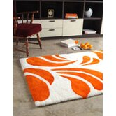 Shortwool Design Baroque Peach Rug