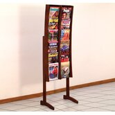 Twelve Pocket Contemporary Floor Display