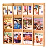Wall Mounted Literature Racks
