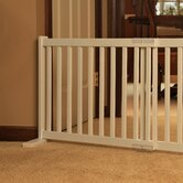 Dynamic Accents Solid Wood Pet Gates