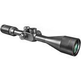 "6-20x50 IR, Riflescope, Side Parallax, Black Matte, 1"", with 5/8"" Rings, IR Mil-Dot"