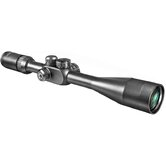 6.5-20x40 IR, Riflescope, Side Parallax, Black Matte, 1&quot;, with 5/8&quot; Rings, IR Mil-Dot