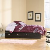 Shoal Creek Mate's Platform Storage Bed