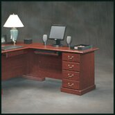"Heritage Hill 30"" H x 47.5"" W Reversible Desk Return"