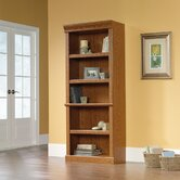 Orchard Hills Library Bookcase in Carolina Oak