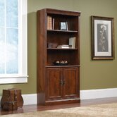 Arbor Gate Library Bookcase with Doors