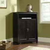 Edge Water 'Mobile Lifestyle' Center Cabinet in Estate Black