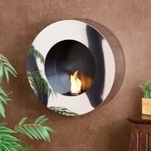 Hillside Wall Mounted Gel Fuel Fireplace