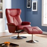 Barrington Recliner and Ottoman