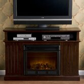 Julian 48&quot; TV Stand with Electric Fireplace