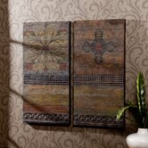 Reed 2 Piece Wall Panel Set