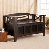 Cooper Storage Bench