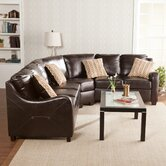 Beckett Synthetic Leather Sectional