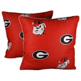 College Covers Decorative Pillows
