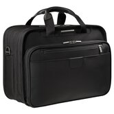 @Work 15.4&quot; Executive Clamshell Briefcase