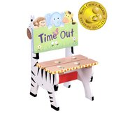 Sunny Safari Time Out Kid's Desk Chair