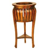 Mahogany Village Jiran Pot
