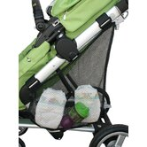 Side Sling Stroller Cargo Net Travel / Carrying Case